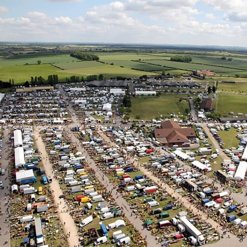 Newark Antiques Fair