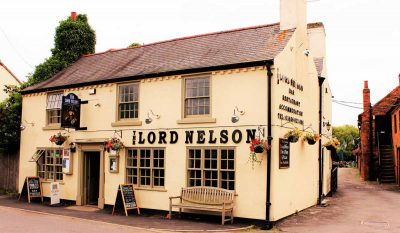 Lord Nelson Sutton-on-Trent