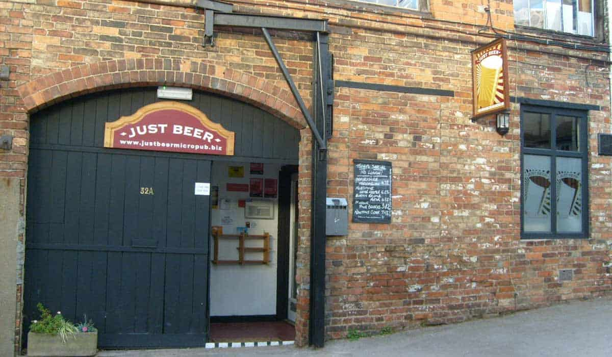 Just Beer Newark